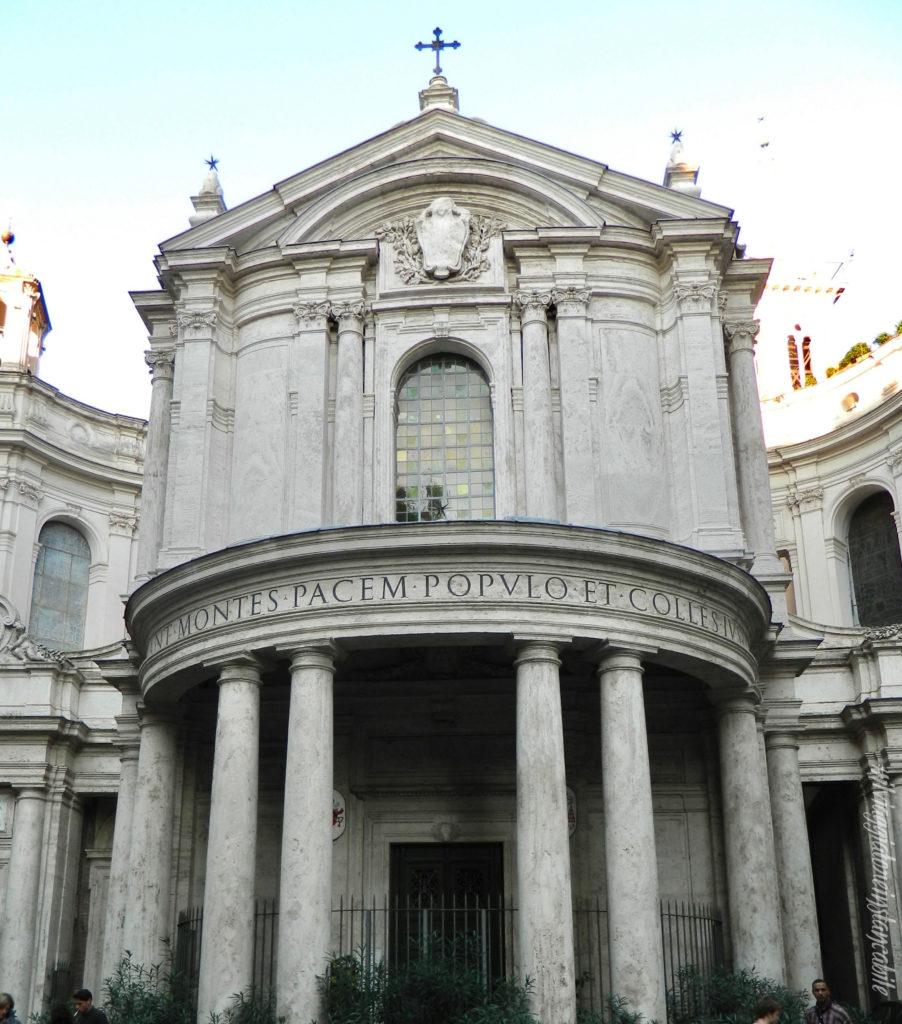 Santa Maria della Pace - Roma