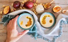 zuppa di mandorle