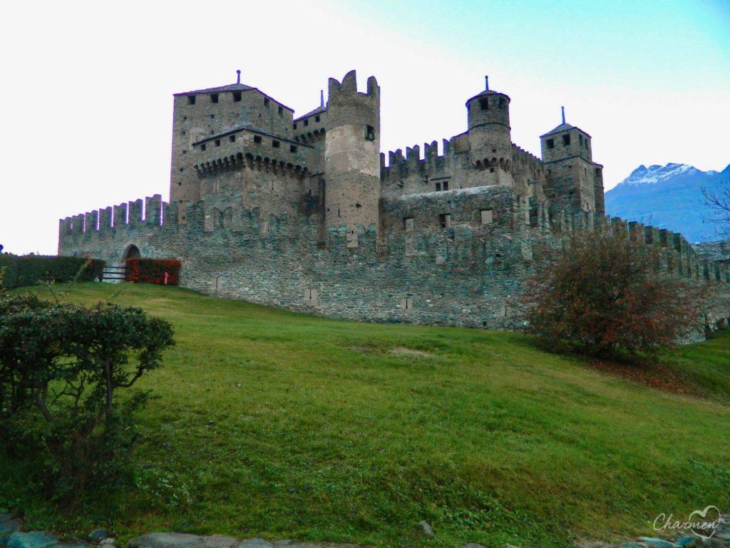 Castello di Fènis
