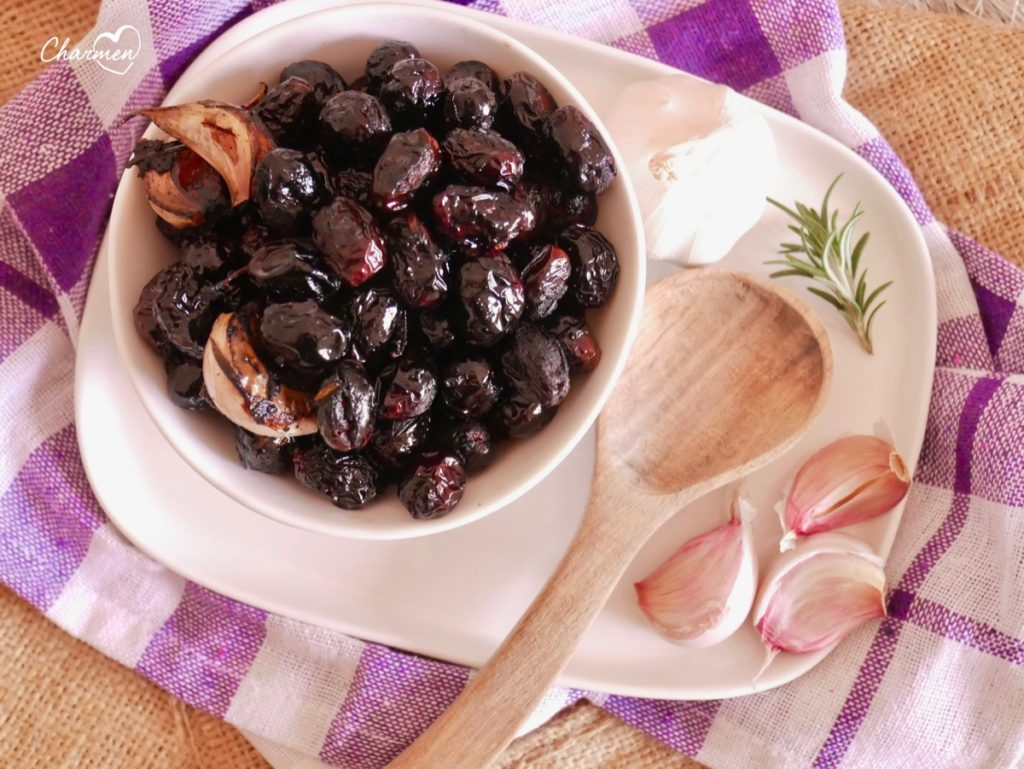 olive in padella