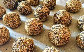 polpette di quinoa al pecorino