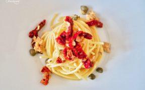 spaghetti del mediterraneo