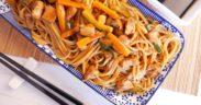 spaghetti in agrodolce