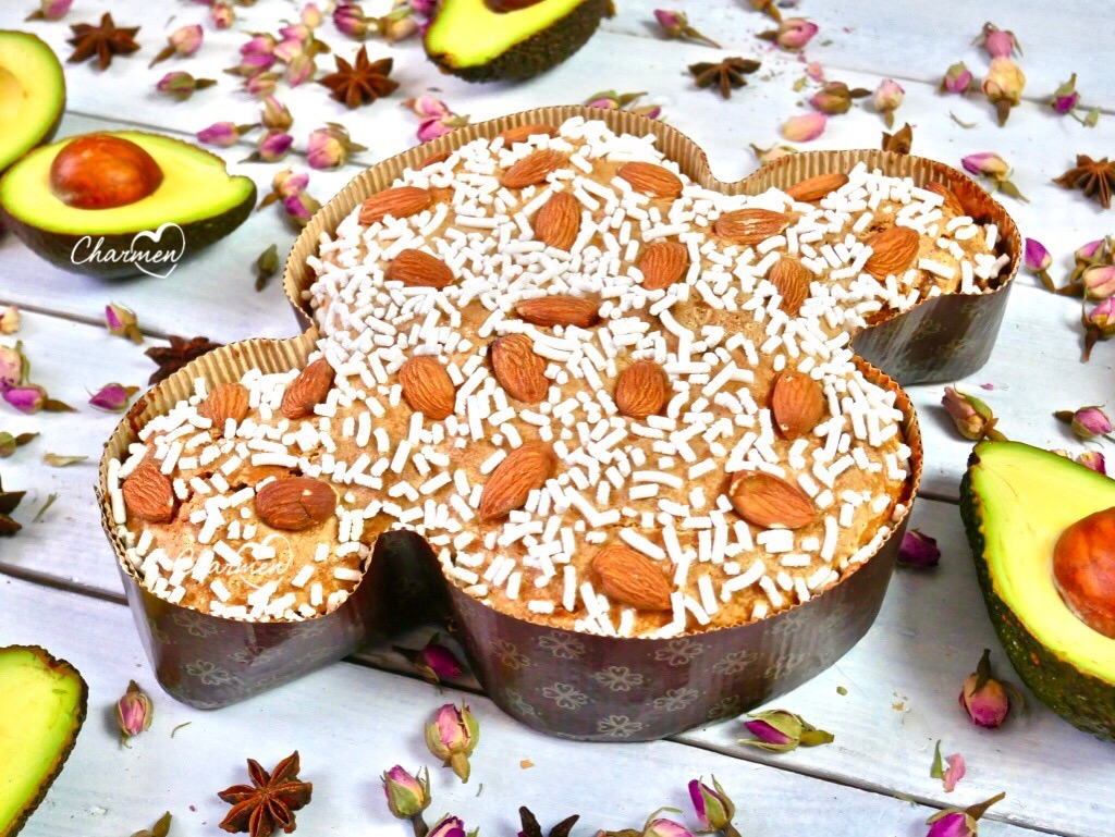 colomba all'avocado
