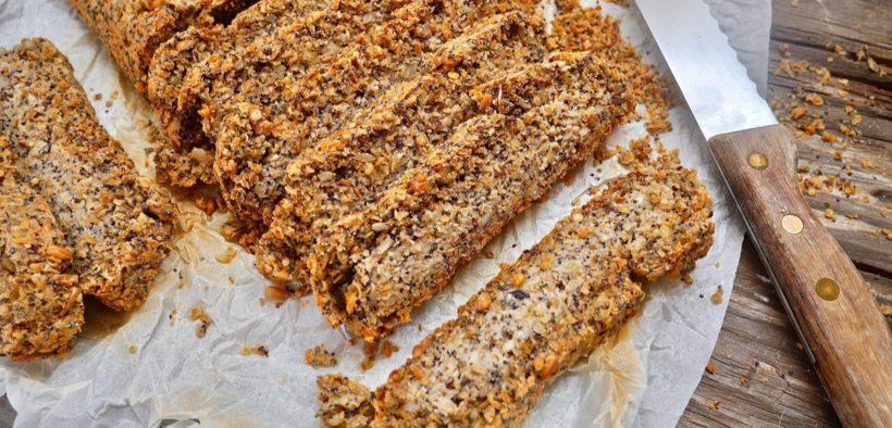 pane di avena e semi