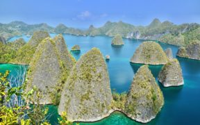 Wayag Island Raja Ampat