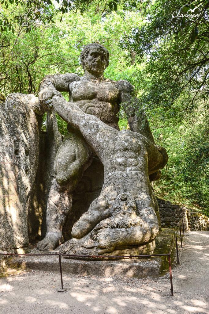 Sacro Bosco Bomarzo