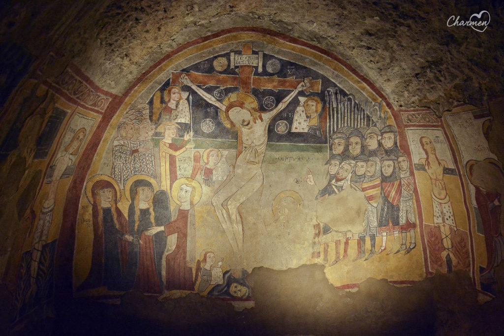 Chiesa rupestre di Sant'Antuono, Oppido Lucano