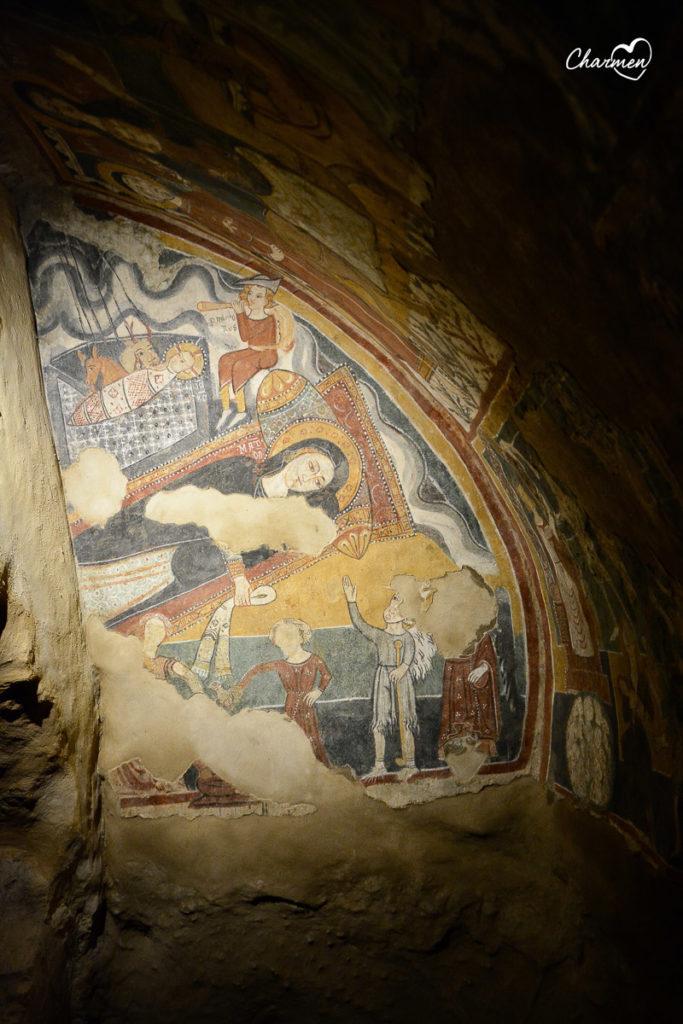 Chiesa rupestre di Sant'Antuono Oppido Lucano