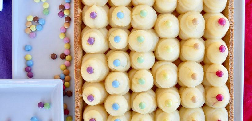 rainbow tarte