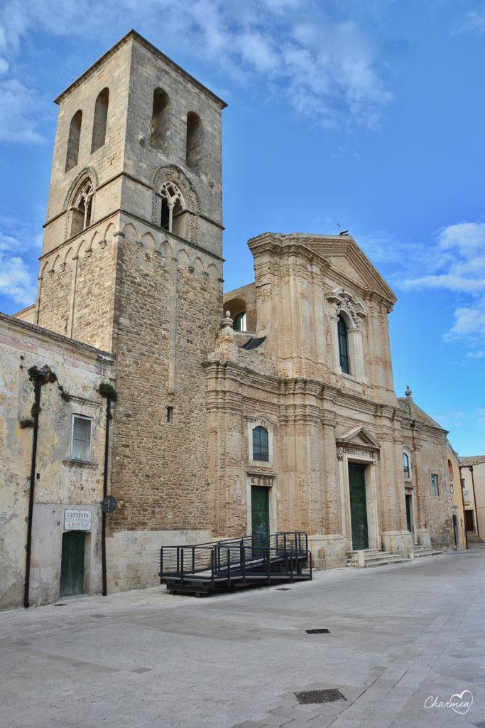 Cattedrale di Santa Cattedrale di Santa Maria AssuntaMaria Assunta Irsina