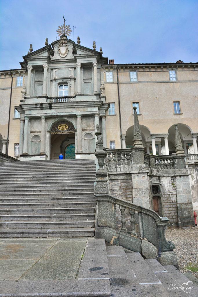 Santuario Oropa Porta Reale