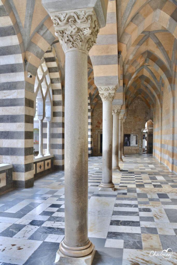 Loggiato Basilica ad Amalfi
