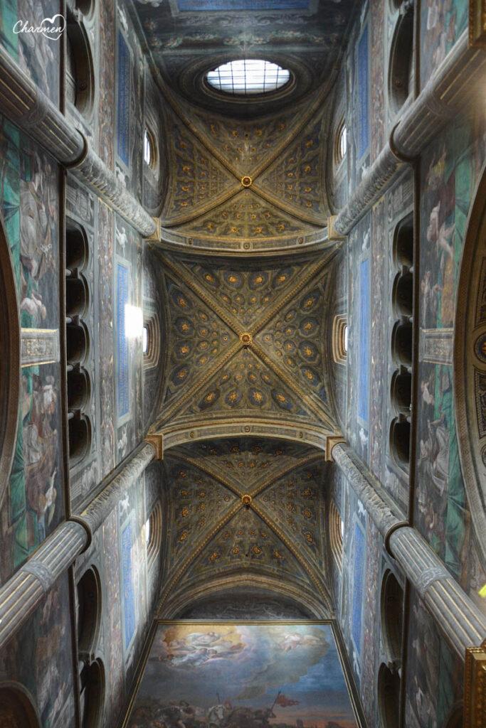 Interno Duomo di Cremona