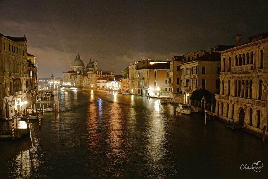 Peggy Guggenheim collection e vista su Canal Grande