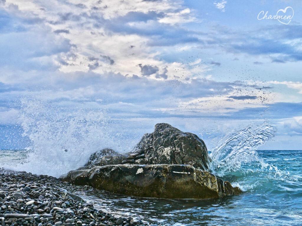 Roseto Capo Spulico mare