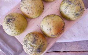 panini morbidi alle zucchine