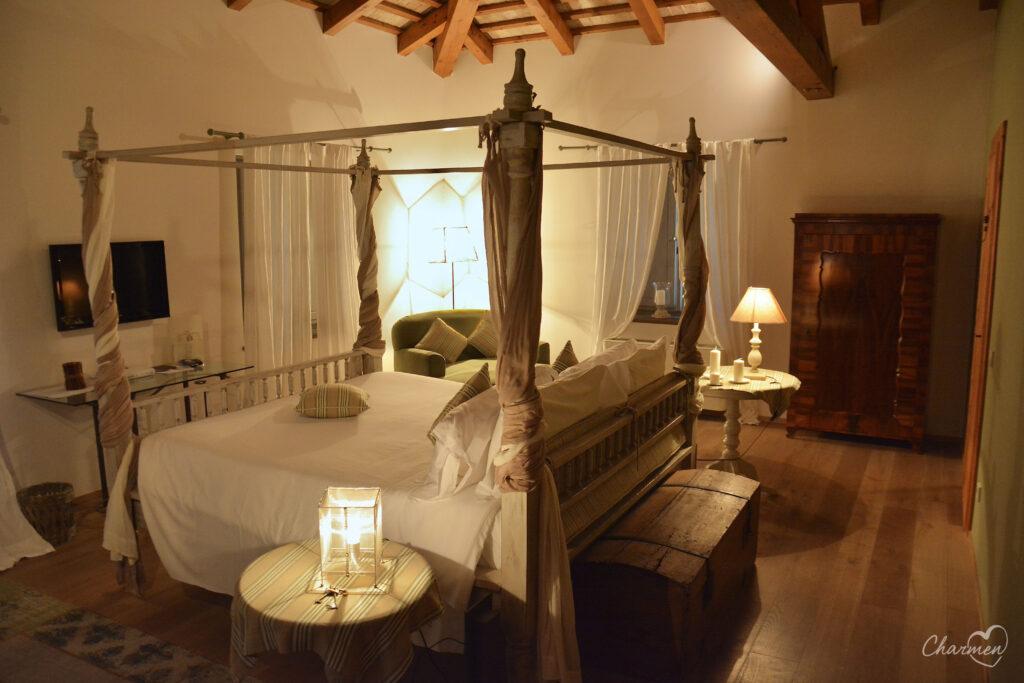 Castello di Buttrio camera