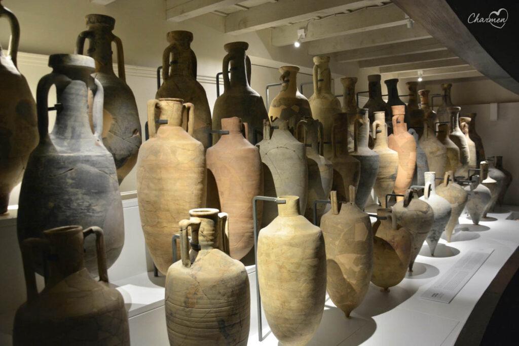 Comacchio Museo del Delta Antico del Po