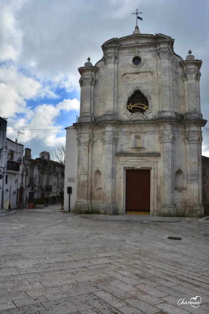 Monte Sant'Angelo Chiesa della SS. Trinità