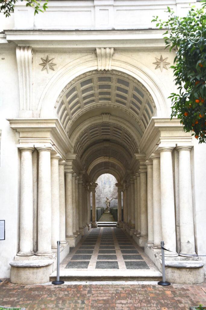 Palazzo Spada Galleria Spada