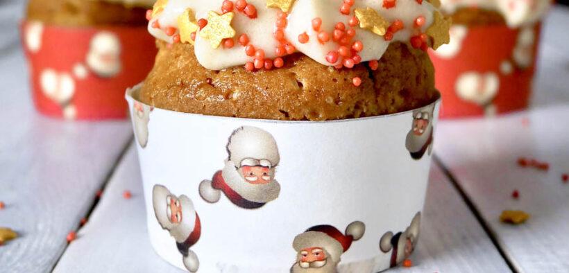 Cupcake allo zenzero