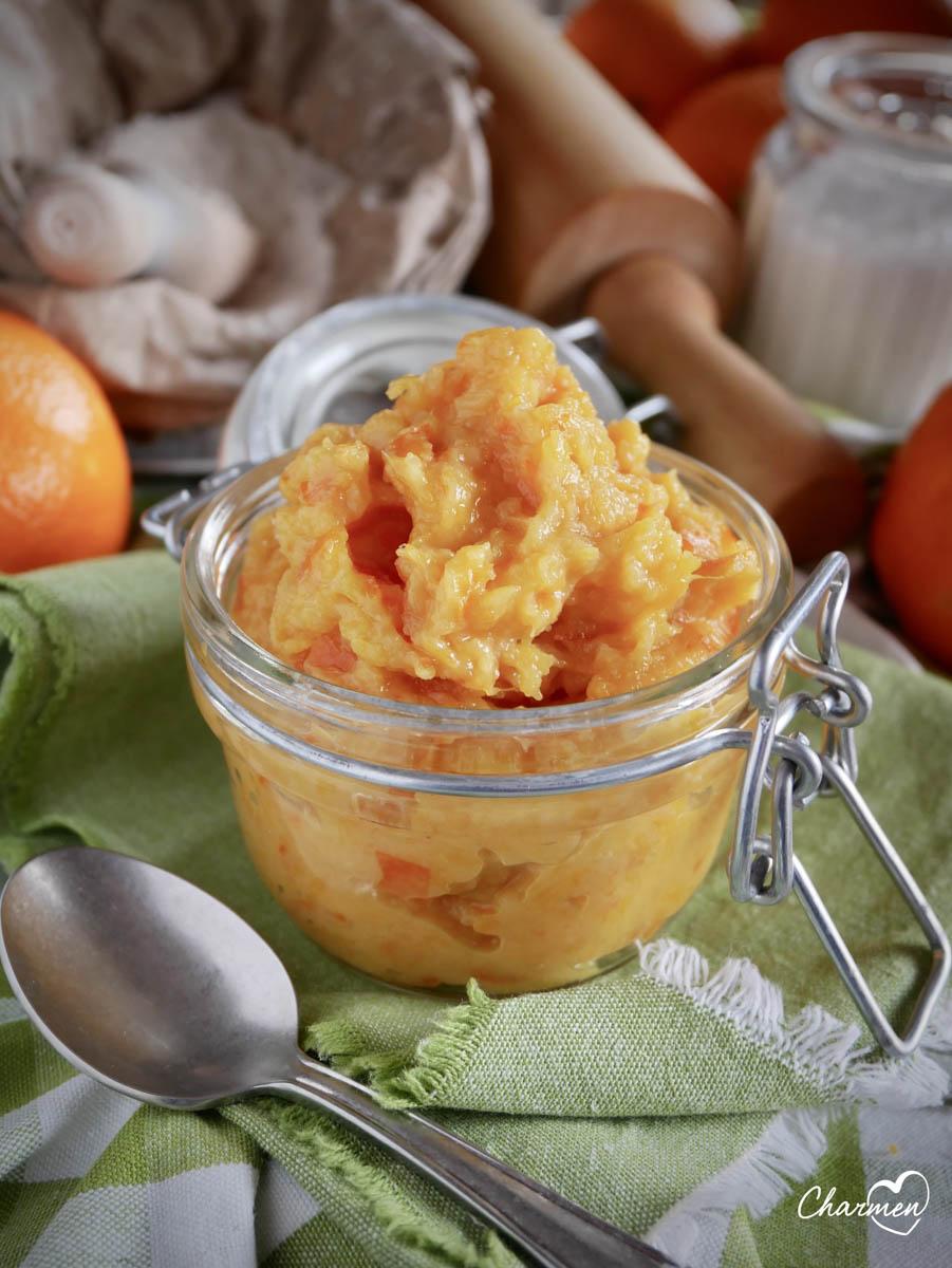 Pasta d'arance