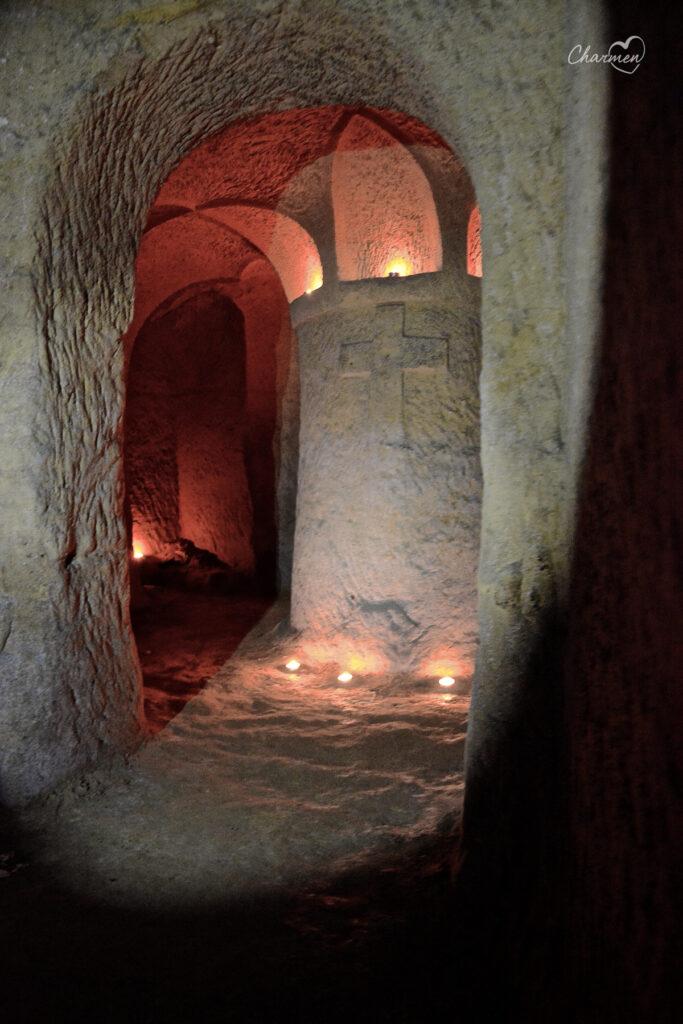 Grotte Osimo Palazzo Riccioni