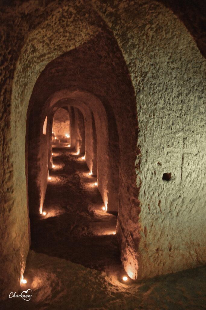 Grotte di Osimo Palazzo Hercolani Fava Simonetti