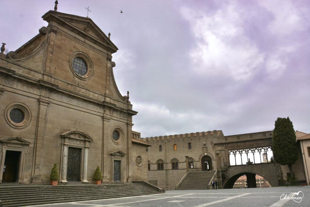Viterbo Duomo San Lorenzo