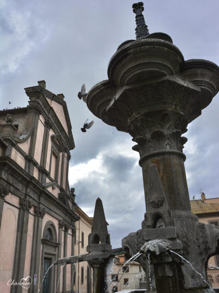 Viterbo Fontana Grande