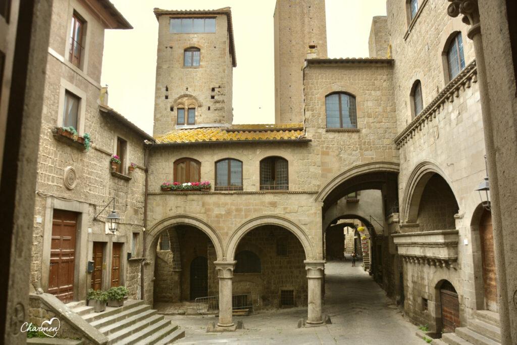 Viterbo Quartiere San Pellegrino