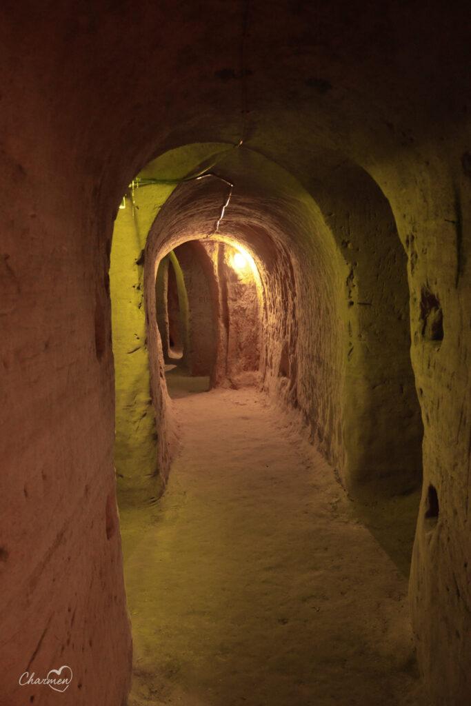 Grottge Osimo Piazza Dante