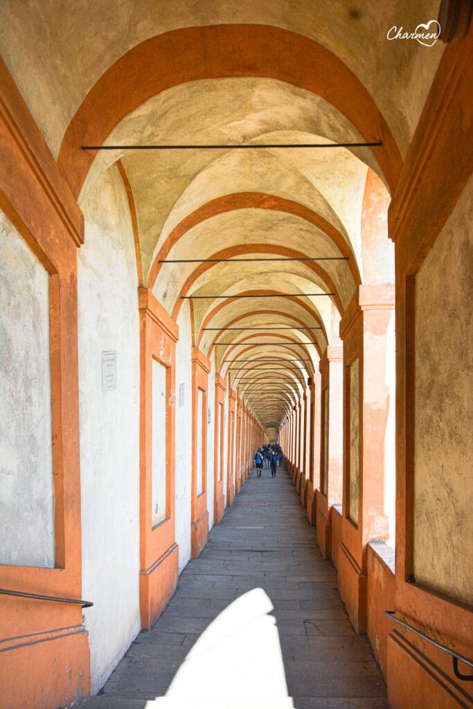 Portico San Luca Bologna
