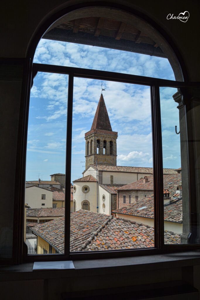 Sansepolcro dalla Casa di Piero della Francesca