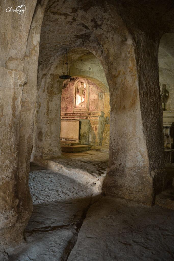 Chiesa rupestre San Michele Gravina di Puglia