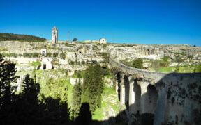 Gravina di Puglia Ponte dell'Acquedotto