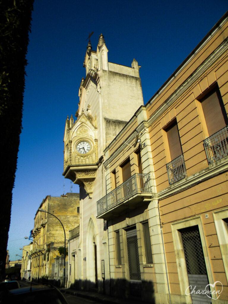 Torre dell'orologio Gravina di Puglia