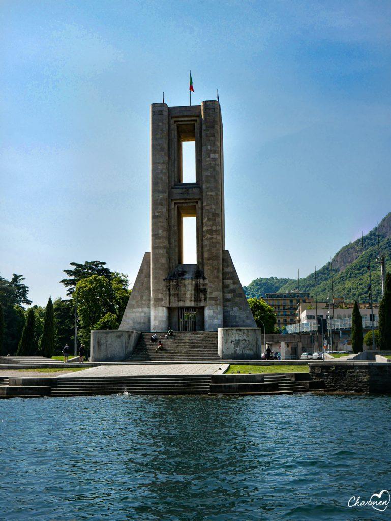 Monumento ai caduti Como