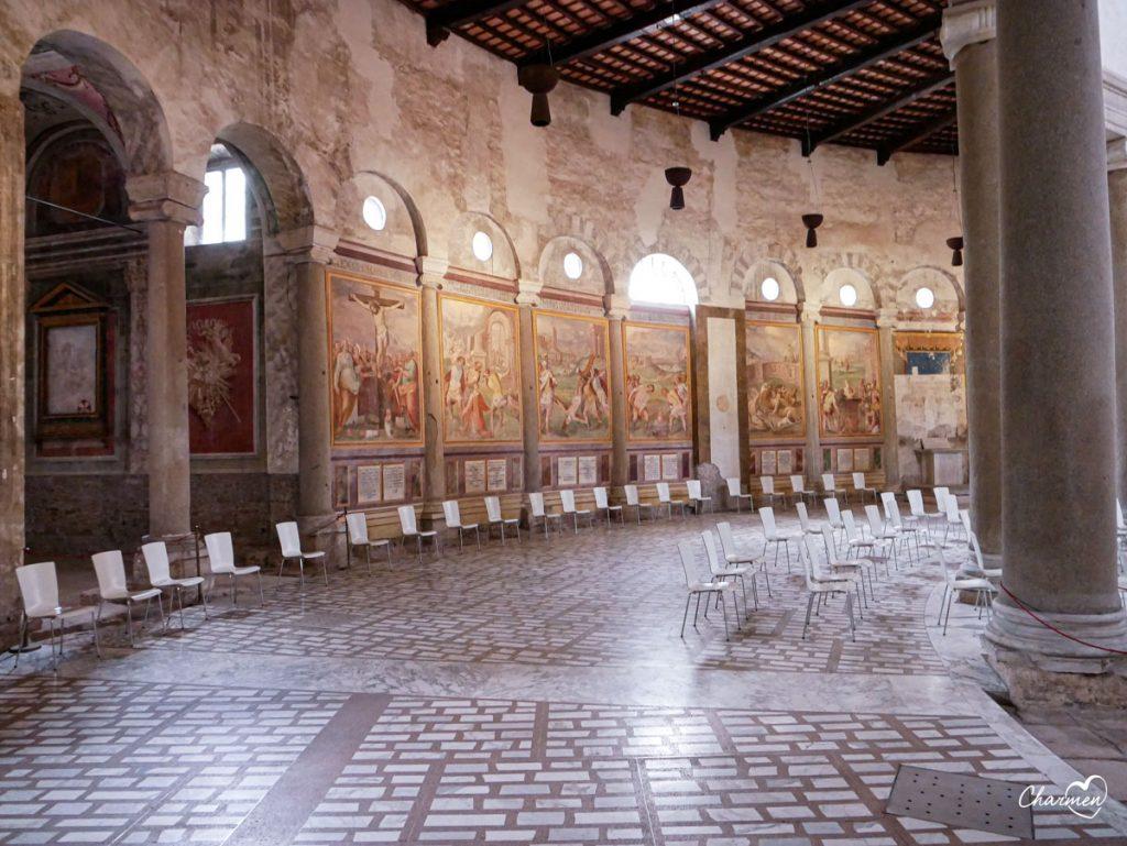 Santo Stefano al Celio