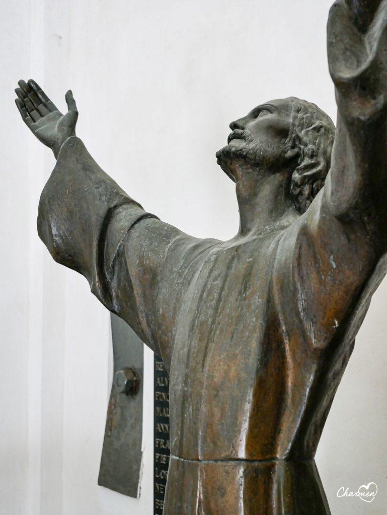 Cristo degli abissi copia