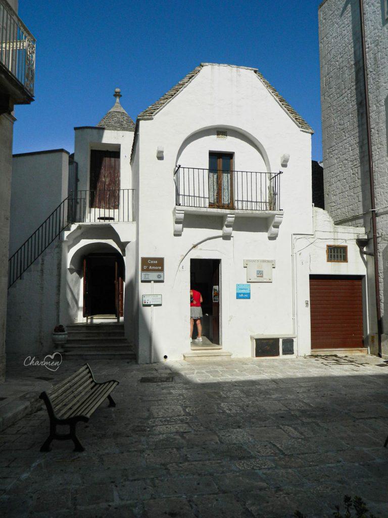 Alberobello Casa D'Amore