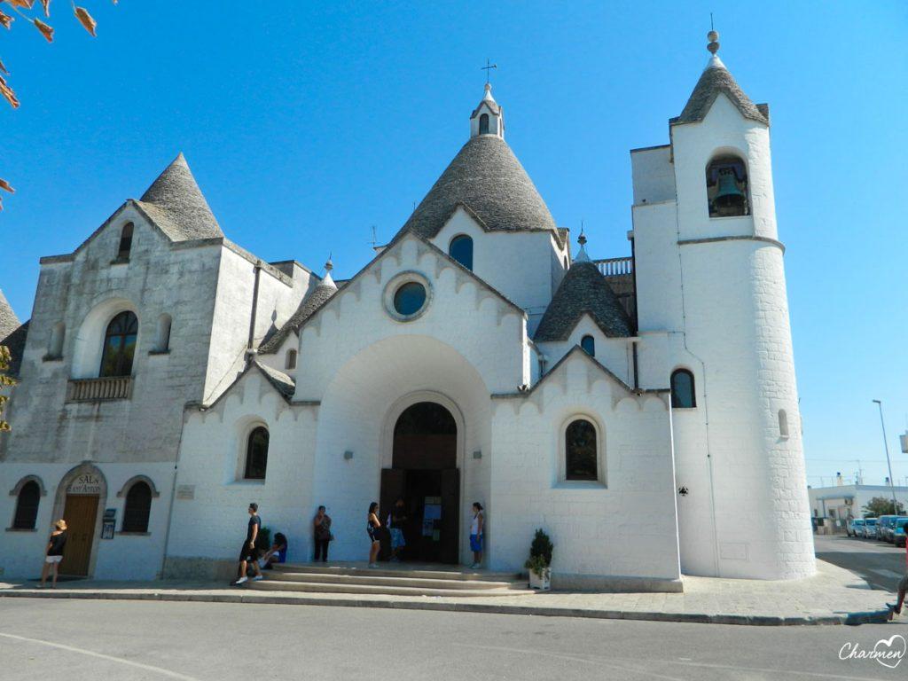 Alberobello Chiesa Sant'Antonio