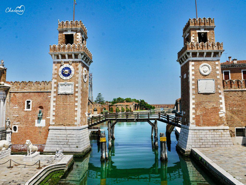 Venezia Arsenale