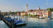 Venezia torre Basilica San Pietro al Castello