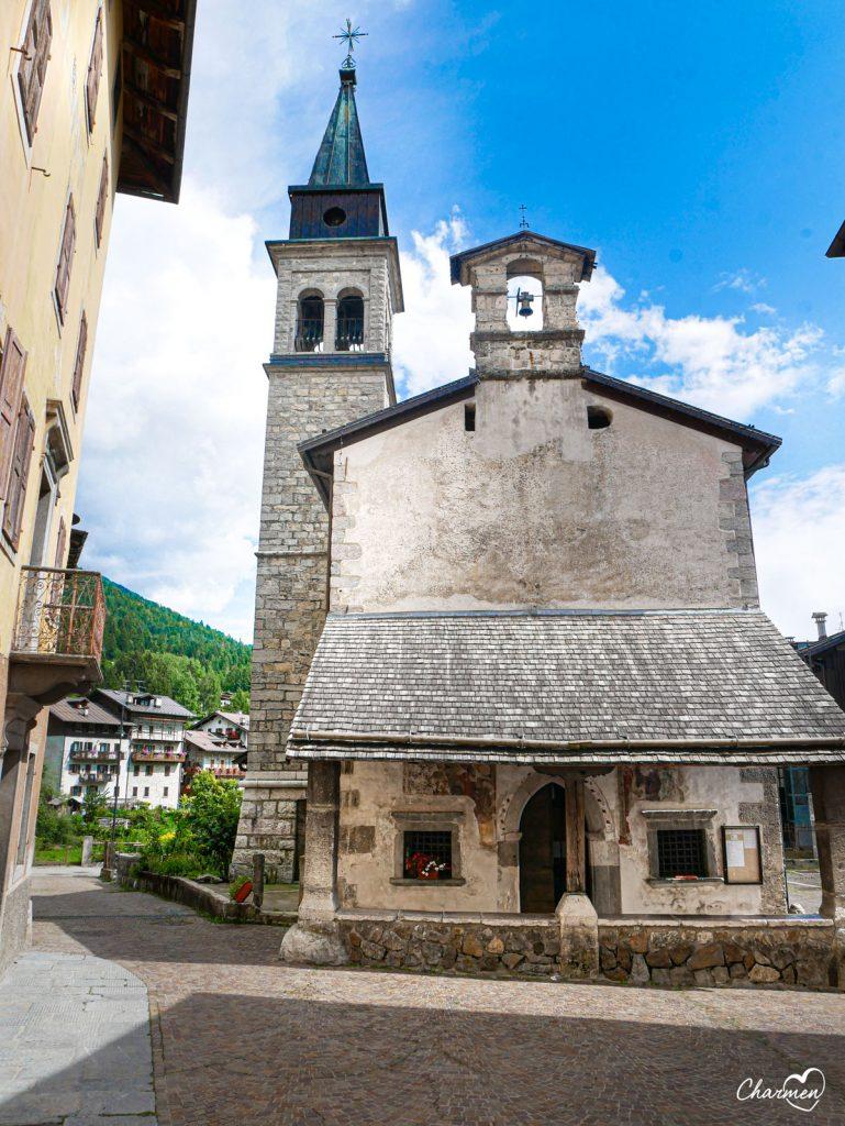 Forni di Sopra, Vico, Chiesa San Giacomo Apostolo