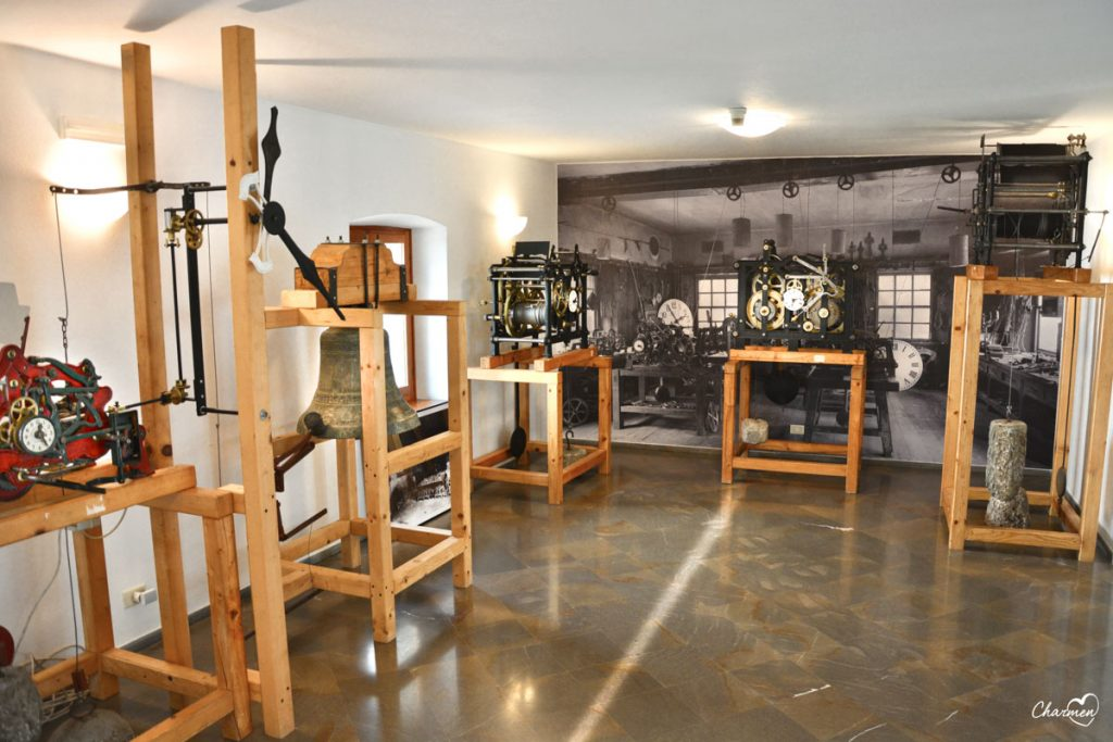 Pesariis museo dell'orologeria