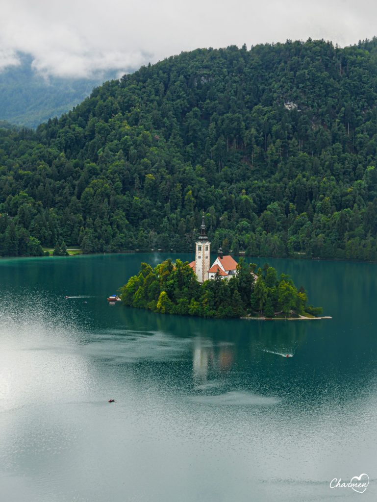 Bled Isola di Bled